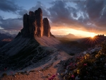 Nature's Gift to the World - Tre Cime di Lavaredo, Italy