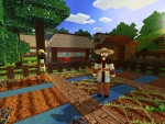 Traders, Villages in RealmCraft Free Minecraft Style Game