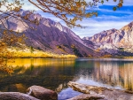 Convict Lake in California, USA