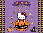 Halloween with Hello Kitty