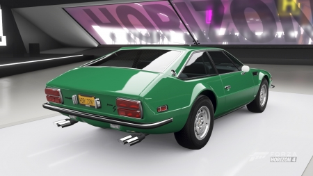 Lamborghini Jarama S '72 - Lamborghini, 1920x1080, Microsoft Studios, Xbox, video game, Turn 10, Xbox One, 1972, Jarama S, GAME, Microsoft, 72, Forza Horizon 4, Forza Motorsport, Racing