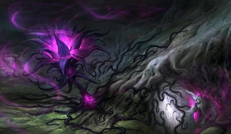Comments On Black Lotus Fantasy Wallpaper Id 2578609 Desktop Nexus Abstract