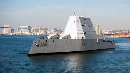 uss zumwalt - ship, destroyer, navy, zumwalt