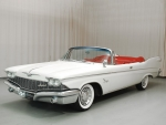 1960 Gorgeous Chrysler Imperial Crown Convertible