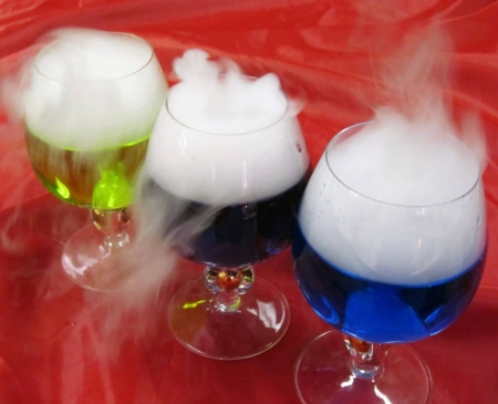 Pick One of Today's Special :) - Purple, Green, Red Tablecloth, Smoke, Halloween, Devilish Cocktails, Blue, Brandy Sniffers