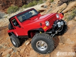 Jeep Wrangler TJ Unlimited 2006