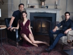 Ben Affleck, Gal Gadot and Henry Cavill