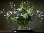 Bouquet with Freesias