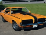 1970 Mercury Cougar Eliminator Mach I
