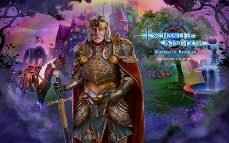 Enchanted Kingdom 8 - Master of Riddles01 - video games, cool, puzzle, hidden object, fun