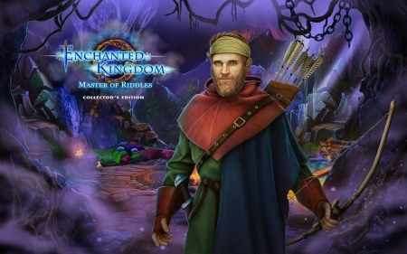 Enchanted Kingdom 8 - Master of Riddles06 - video games, cool, puzzle, hidden object, fun
