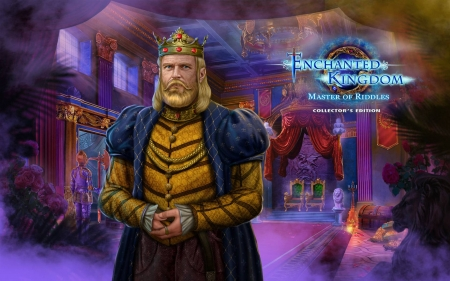 Enchanted Kingdom 8 - Master of Riddles07 - video games, cool, puzzle, hidden object, fun