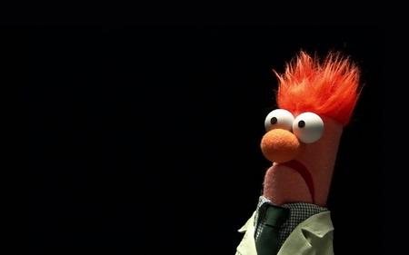 Beaker - beaker, muppet