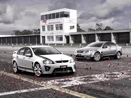 HSV Holden - hsv, car, holden, clubsport, tuning