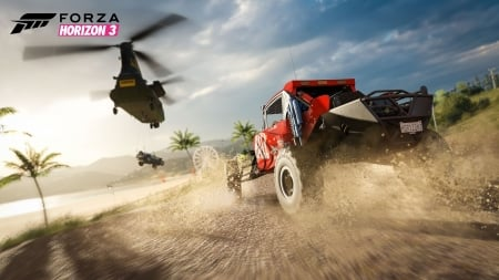 Forza Horizon 3 - video games, 3d, Forza Horizon, forza, vehicles