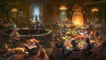 Feast at  yawning portal