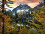 Alpine Lake Wilderness, Washington