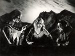 The Three Witches Of MacBeth