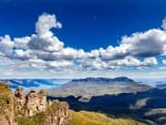 echo point lookout - blue mountains national park