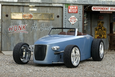 2007 Caresto Hot Rod - volvo, hot rod, garage, car