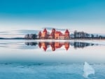 Trakai-Lithuania-castle