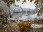 Between autumn and winter