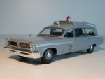 1963 pontiac superier bonniville ambulance