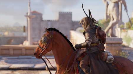 Assassins Creed Origins - 4k, assassinscreedorigins, videogames, assassinscreed