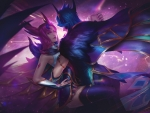 Xayah and Rahan