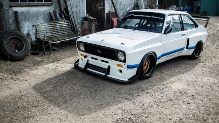 british ford - british, car, escort, ford