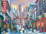 A Victorian Christmas in York