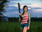 All American Girl ~ Armed and Dangerous