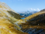 Hiking through the Queyras in the Southern French Alps
