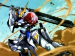 iron blooded orphans mobile suit gundam