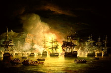 bombardment of algiers 1816