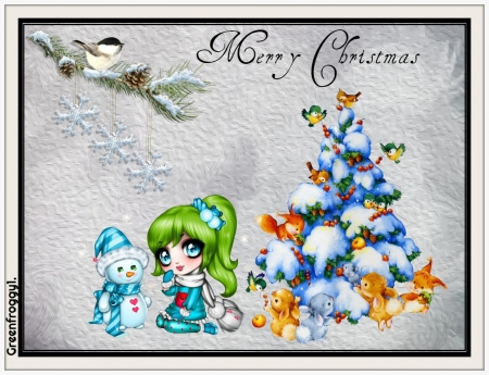MERRY CHRISTMAS - COMMENT, CARD, CHRISTMAS, MERRY