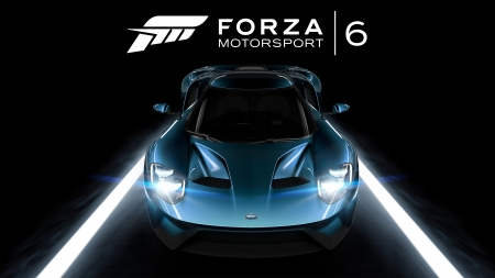 Forza 6 Motorsport - forza, Forza 6 Motorsport, cars, front view, vehicles, video games