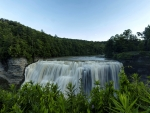 Middle Falls, Letchworth State Park Upsate NY