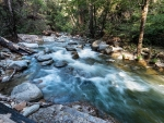 The Little Sur River, Big Sur, California