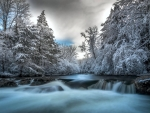 A White Christmas in Greenbrier - Great Smoky Mountains National Park