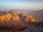 Sinai Mountains, Egypt