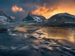 Mountain River, Jotunheimen, Norway