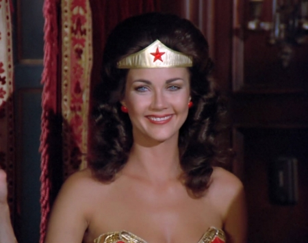 Smile Beautiful! - Wonder Woman, smile, Lynda Carter, WW, Lynda Carter Smile