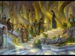 Court of Thingol and Melian