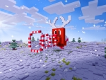 Celebrate New Year with Christmas Event in Realmcraft Free Minecraft Clone