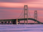 Michigan bridge