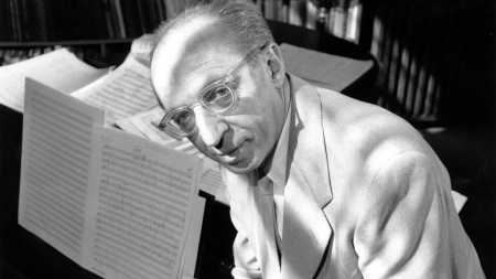 Aaron Copland (1900-1990) - Classical, Music, Classical Music, Aaron Copland