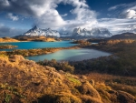 Autumn days in Torres del Paine