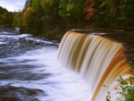Tahquamenon Falls, Michigan's Upper Peninsula