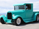 hot rod pick up